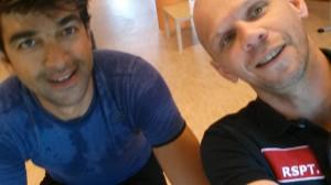 Karim en Rob