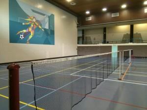 Badmintonhal