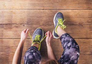Trek je stoute sportschoenen aan en start direct!